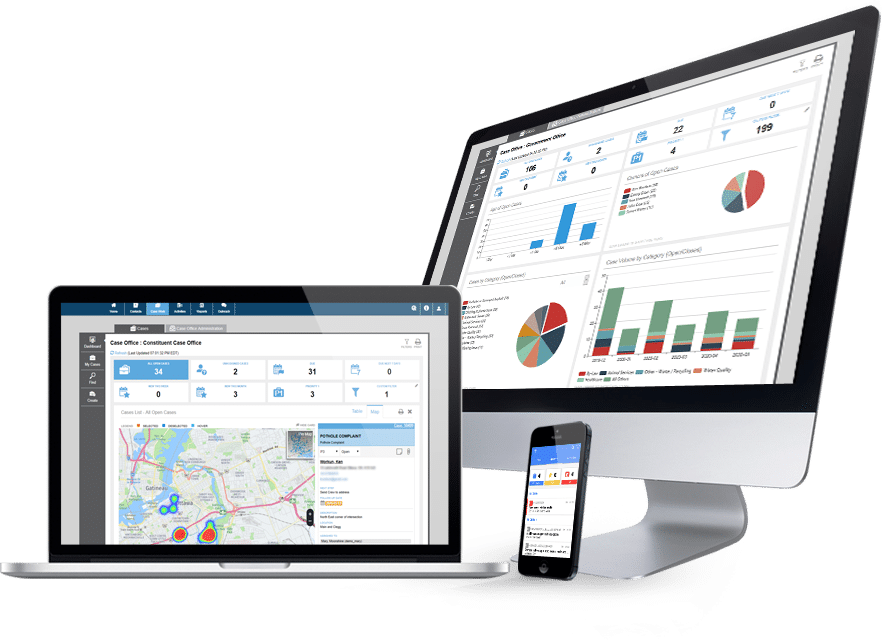 Citizen Issue Management Software