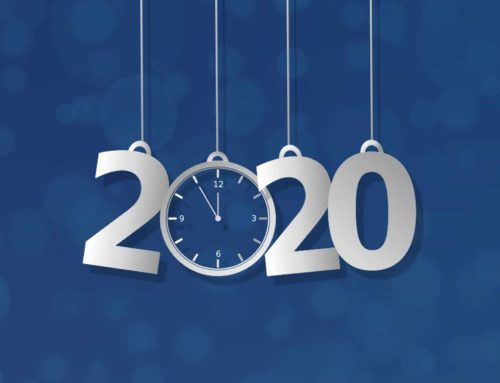 Welcome 2020!   The future is now…